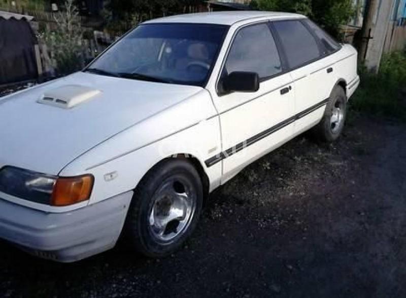 Ford Scorpio, Белово