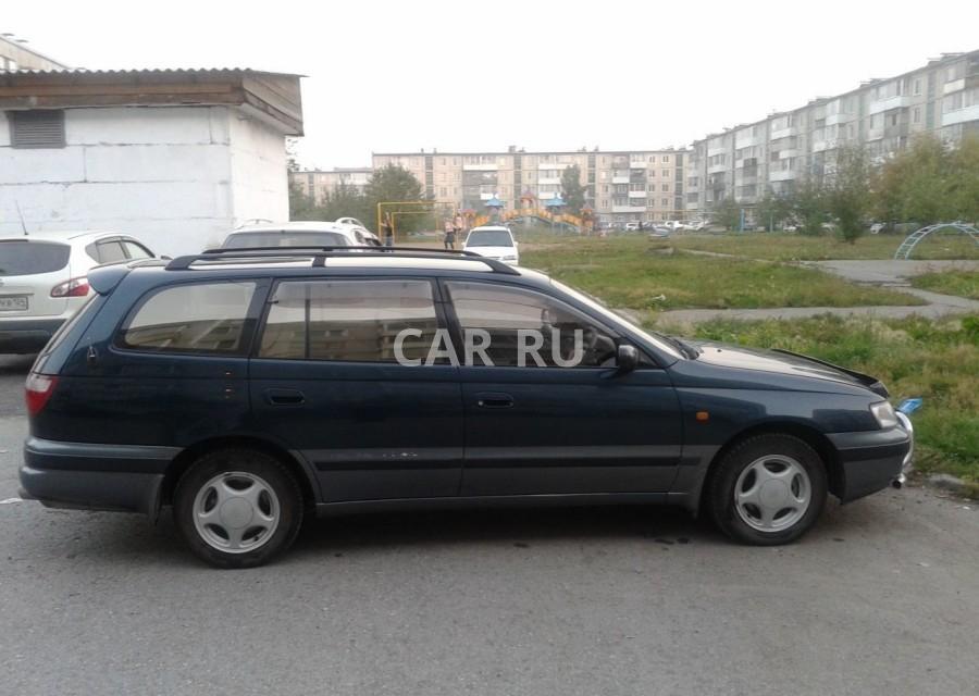 Toyota Caldina, Ачинск