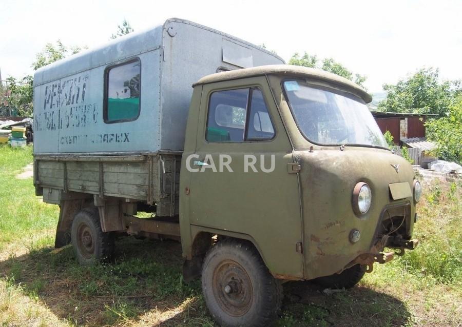 Уаз Pickup, Армавир