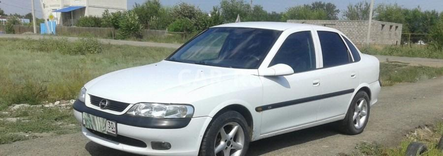 Opel Vectra, Астрахань