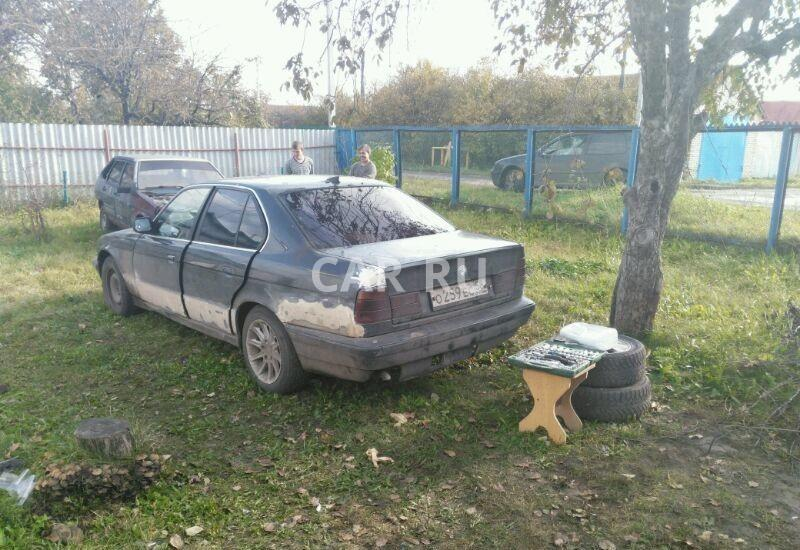 BMW 5-series, Башмаково