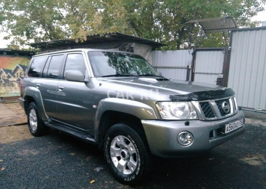 Nissan Patrol, Балашиха
