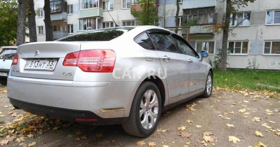 Citroen C5, Александров