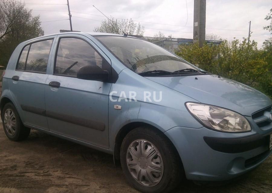 Hyundai Getz, Балашов