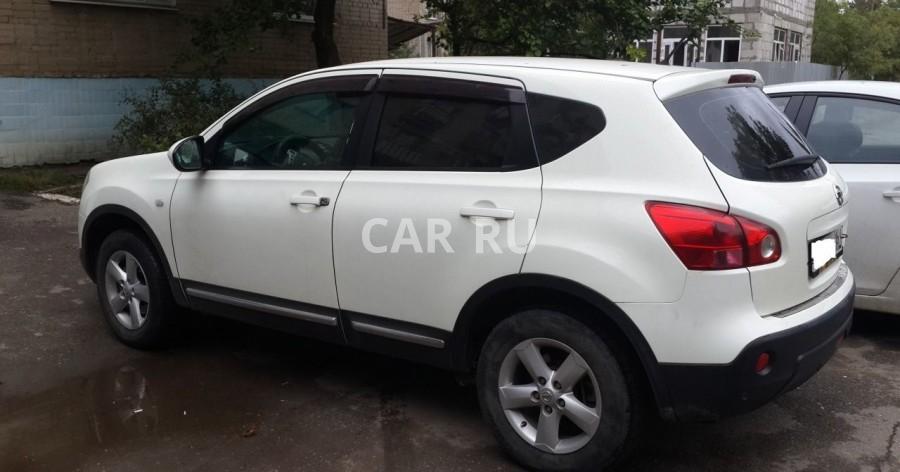 Nissan Qashqai, Азов
