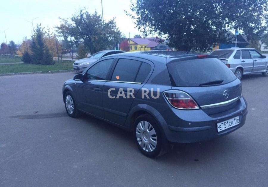 Opel Astra, Арск