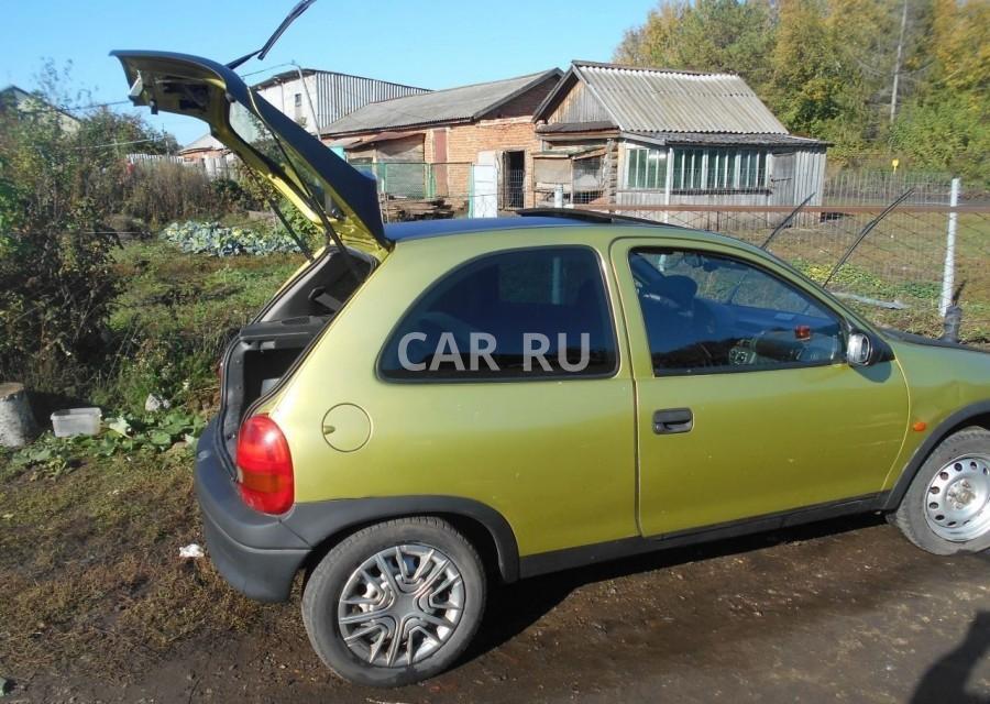 Opel Corsa, Алексеевское