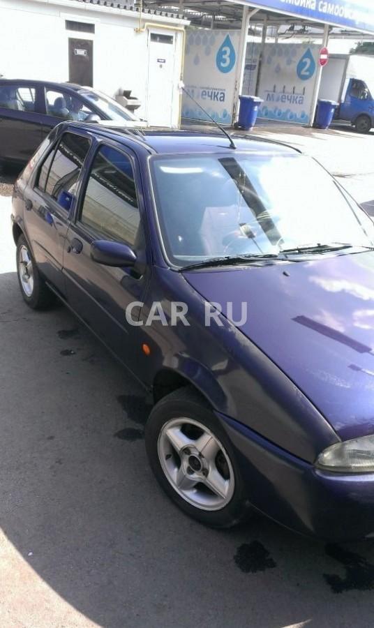 Ford Fiesta, Белгород