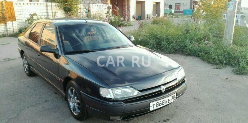 Renault Safrane, Астрахань