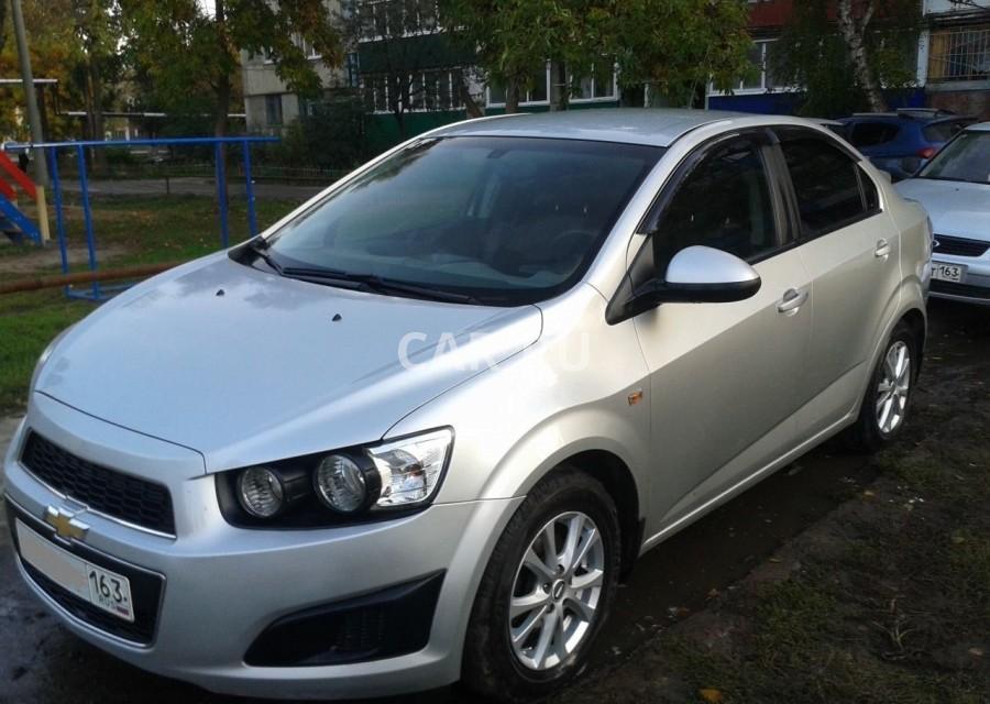 Chevrolet Aveo, Безенчук