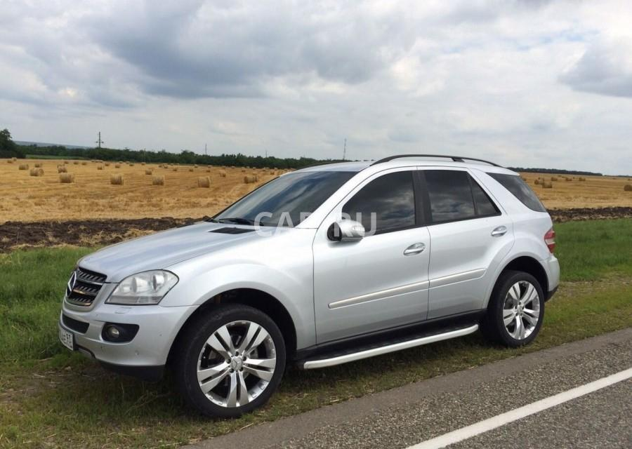 Mercedes M-Class, Армавир