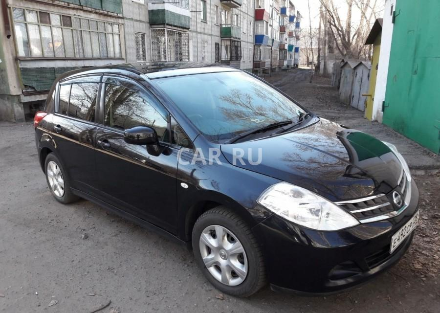 Nissan Tiida, Белогорск