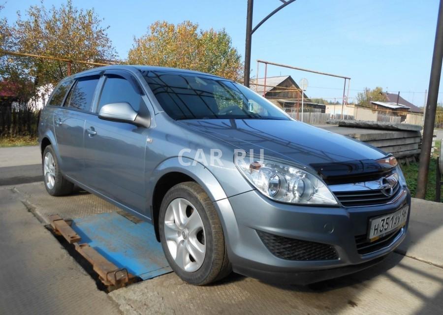 Opel Astra, Артёмовский
