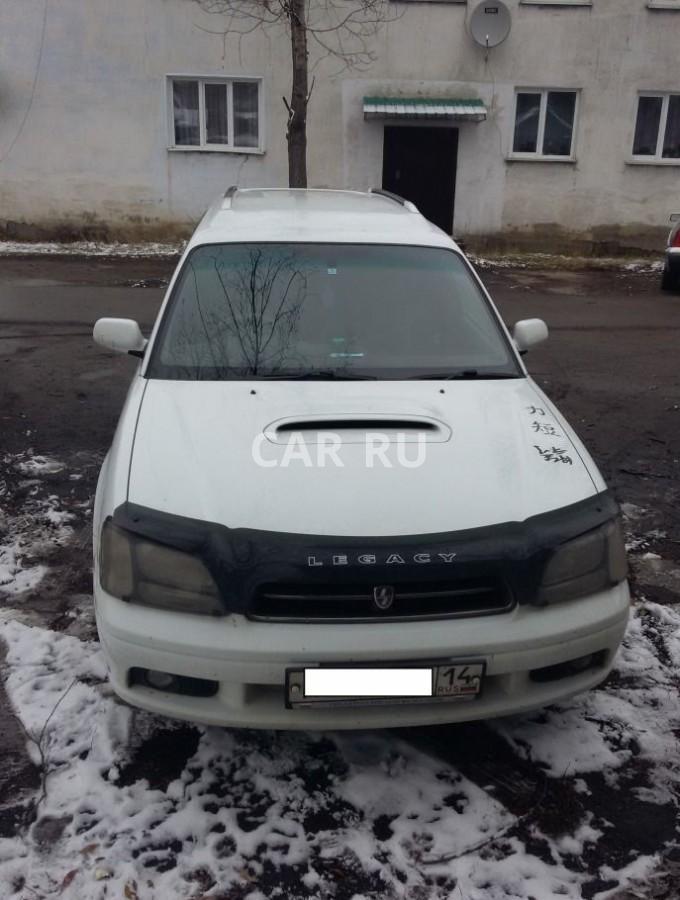 Subaru Legacy, Алдан