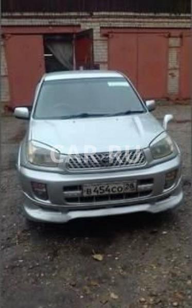 Toyota RAV4, Белогорск