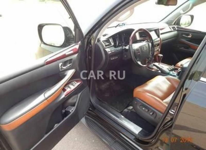 Lexus LX, Ангарск