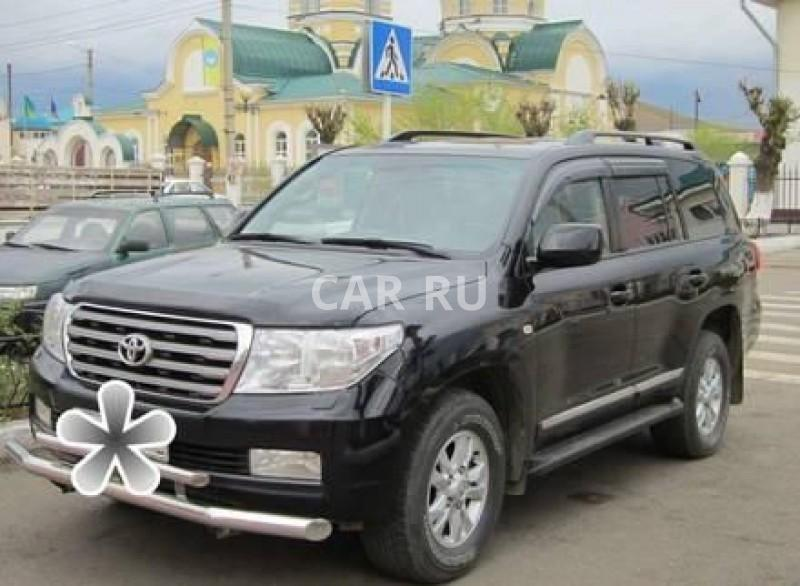 Toyota Land Cruiser, Агинское