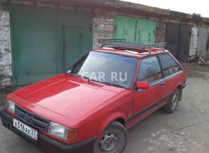 Mazda Familia, Амурск