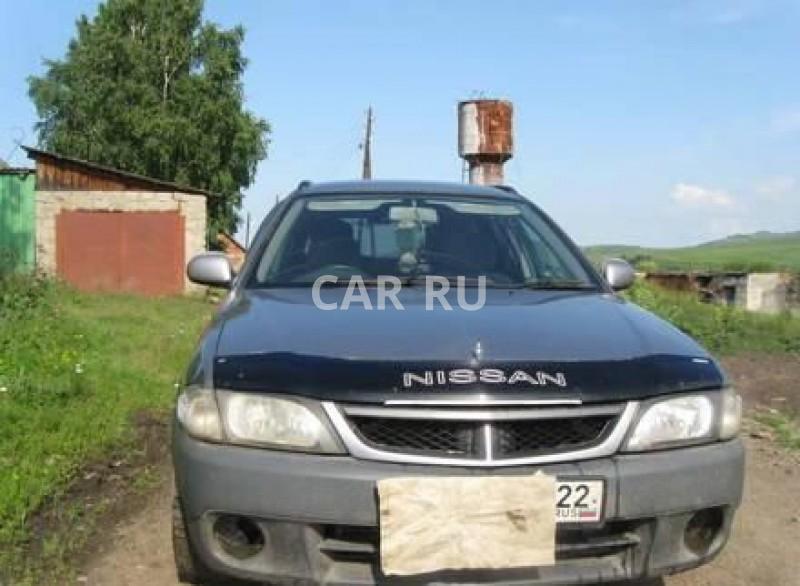 Nissan Wingroad, Алтайское
