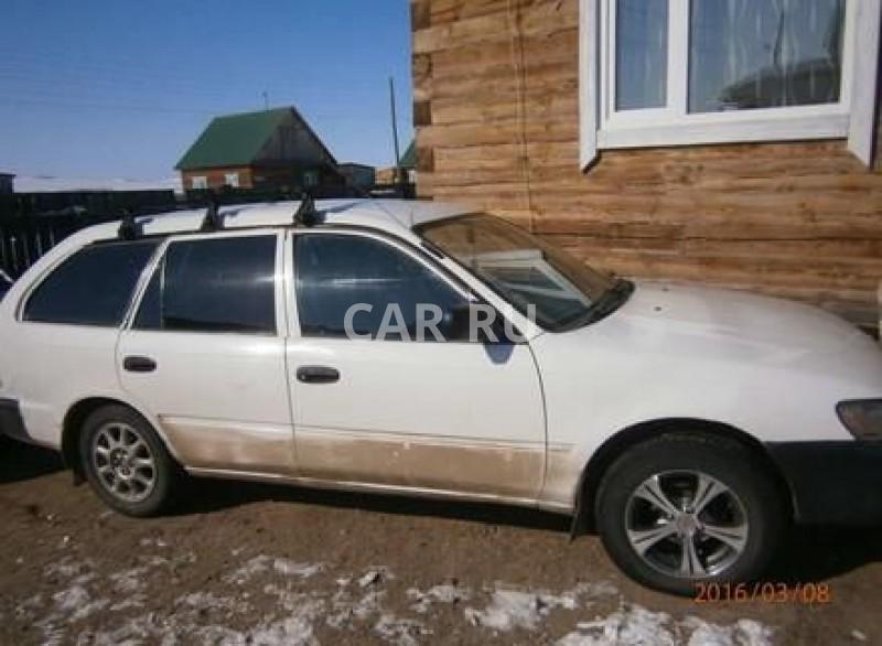 Toyota Corolla, Агинское