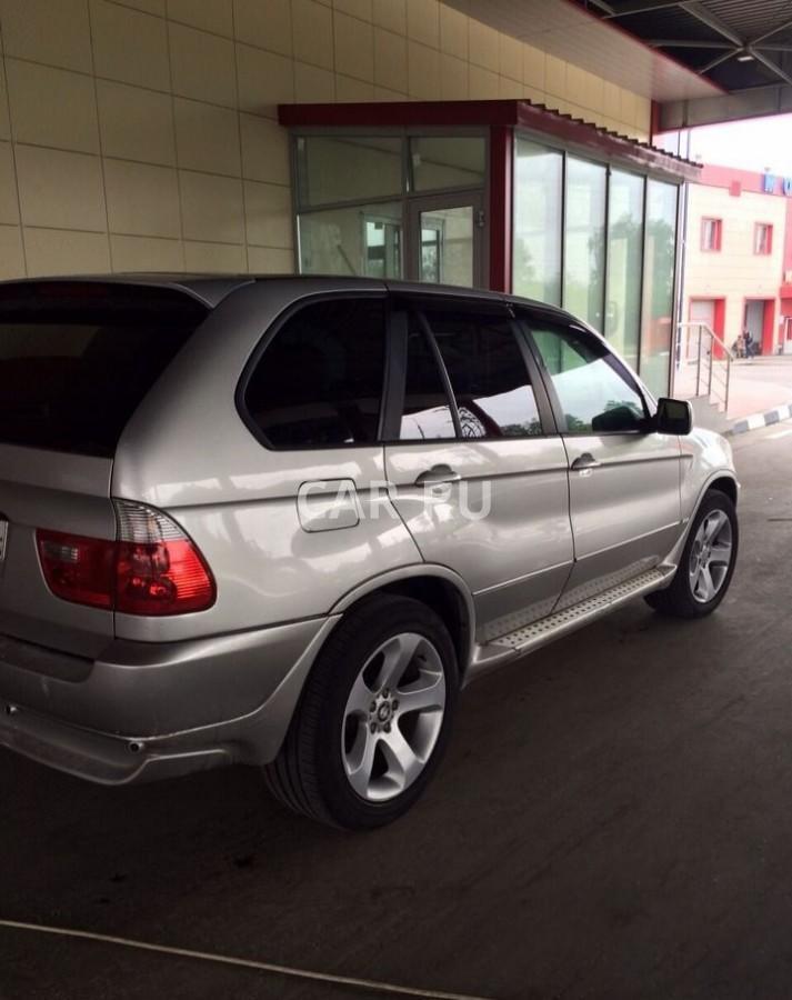 BMW X5, Балабаново