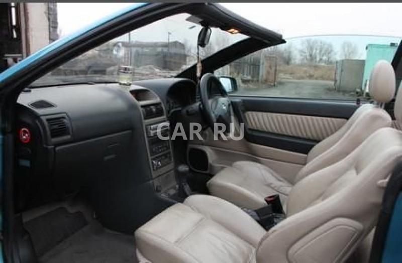 Opel Astra, Абакан