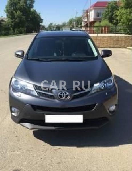 Toyota RAV4, Афипский