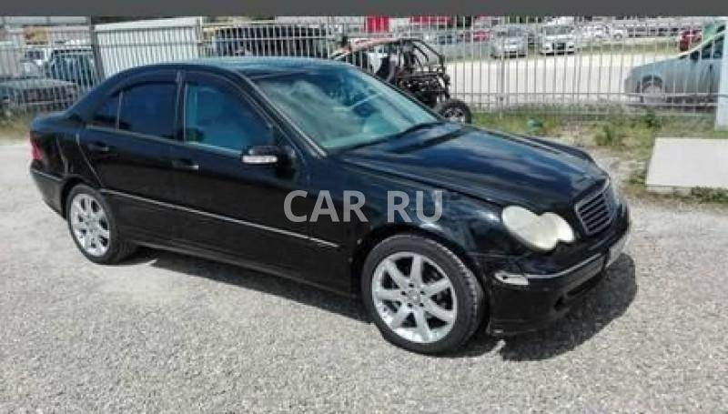Mercedes C-Class, Анапа