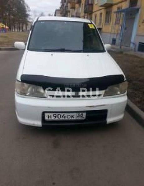 Nissan Cube, Ангарск