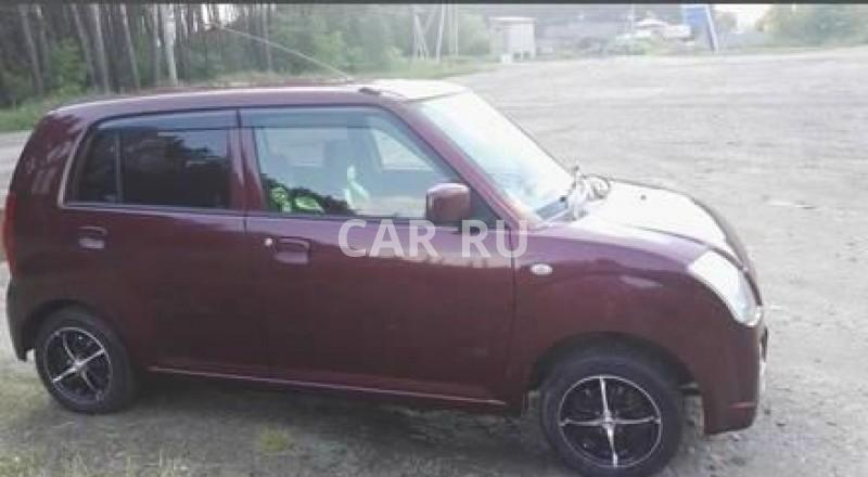 Nissan Pino, Барнаул