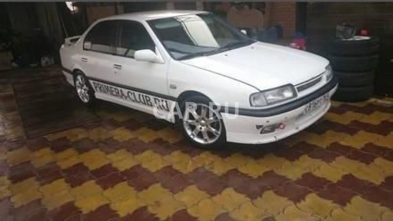 Nissan Primera, Анапа