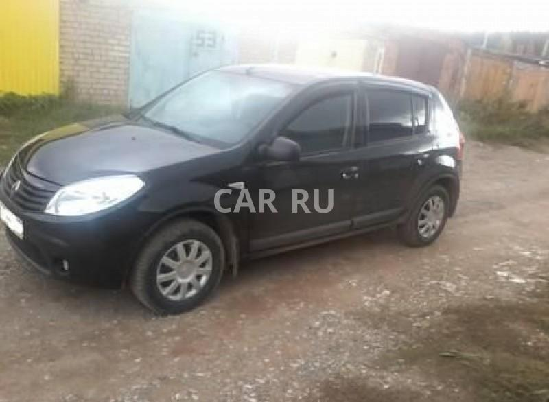 Renault Sandero, Белебей