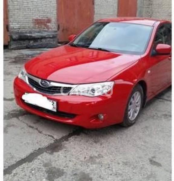 Subaru Impreza, Барнаул