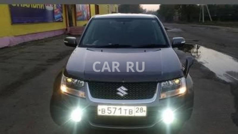 Suzuki Escudo, Белогорск
