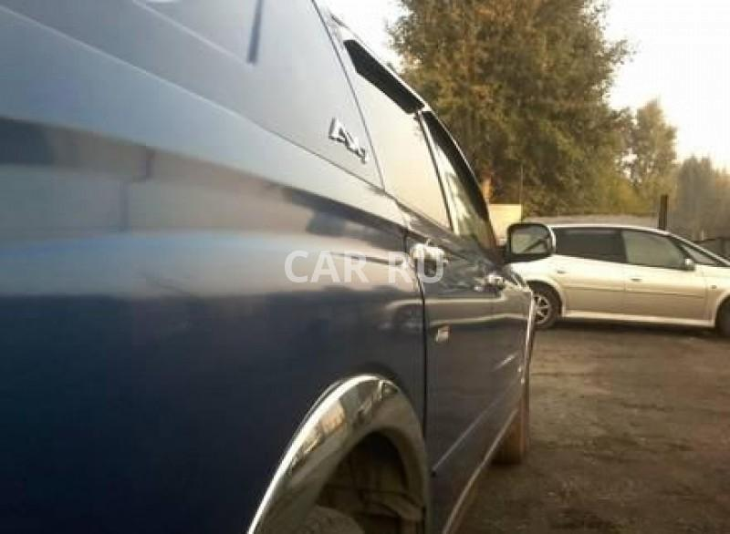 Ssang Yong Actyon Sports, Ачинск