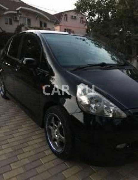Honda Jazz, Анапа