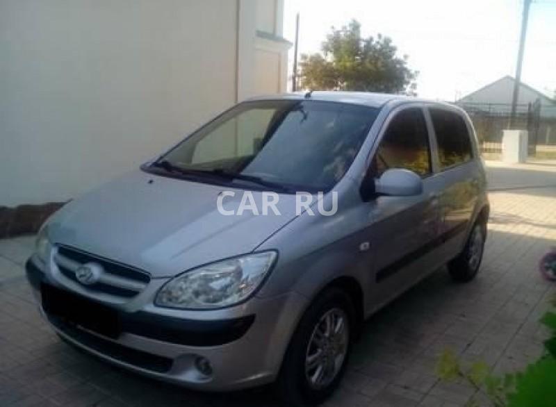 Hyundai Getz, Армянск