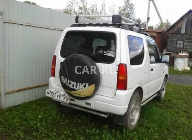Mazda AZ-Offroad, Арсеньев