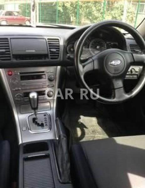 Subaru Legacy B4, Армавир