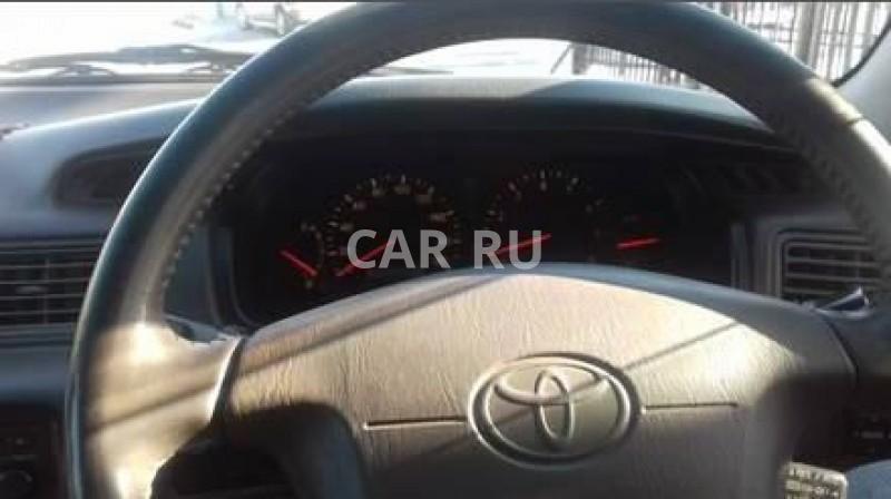 Toyota Camry, Амурзет