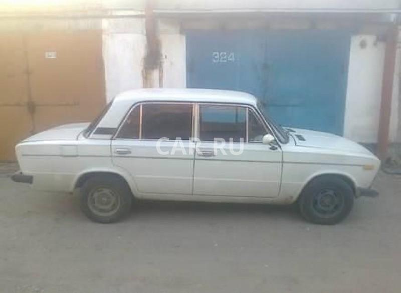 Lada 2106, Ангарск
