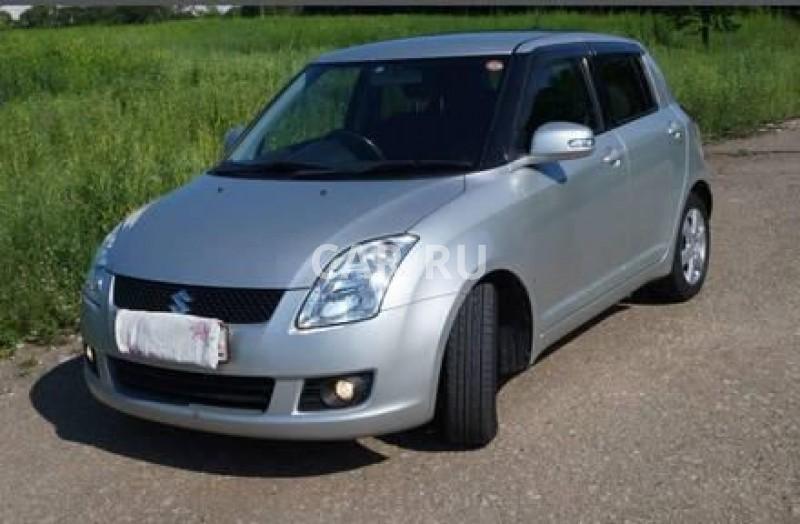 Suzuki Swift, Арсеньев