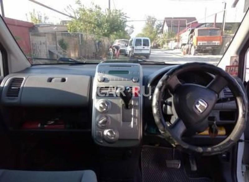 Honda Mobilio, Анапа