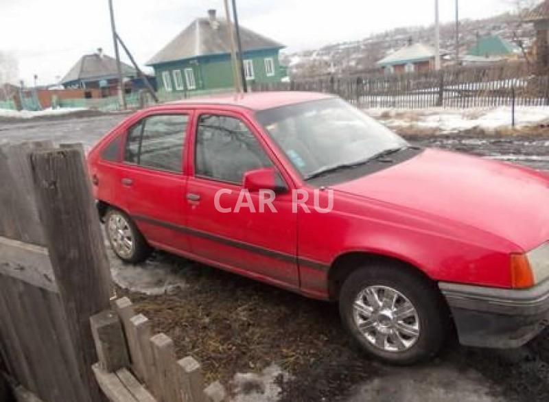 Opel Kadett, Анжеро-Судженск