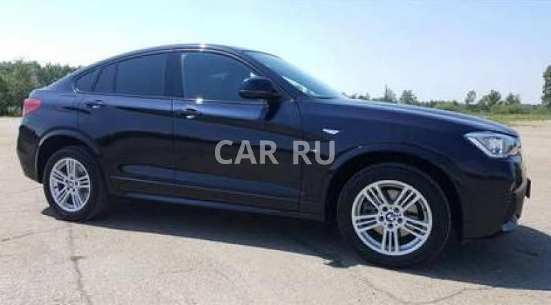 BMW X4, Ангарск