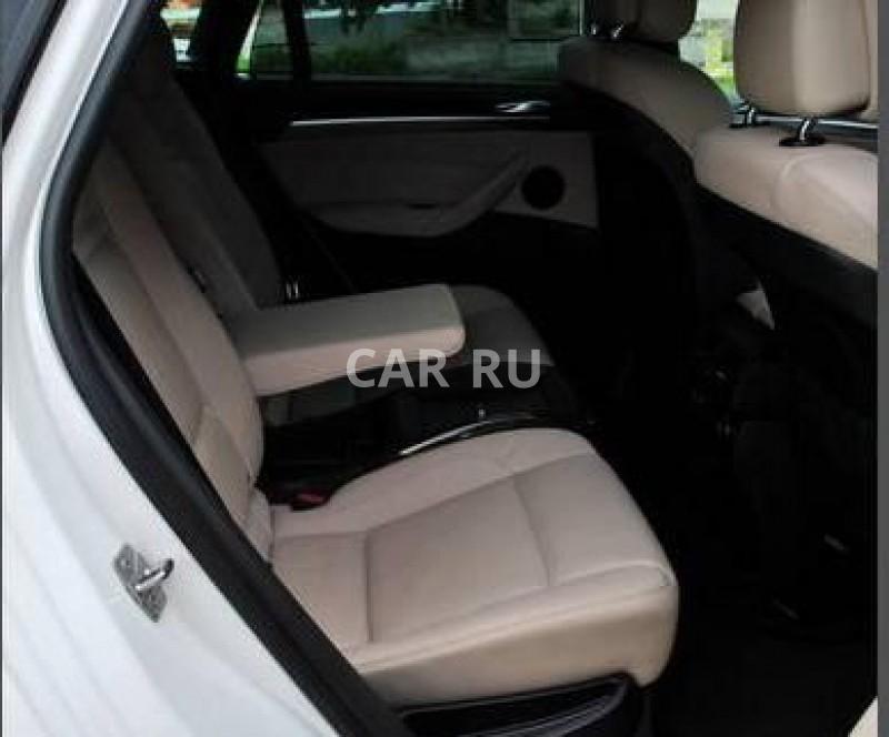 BMW X6, Алушта