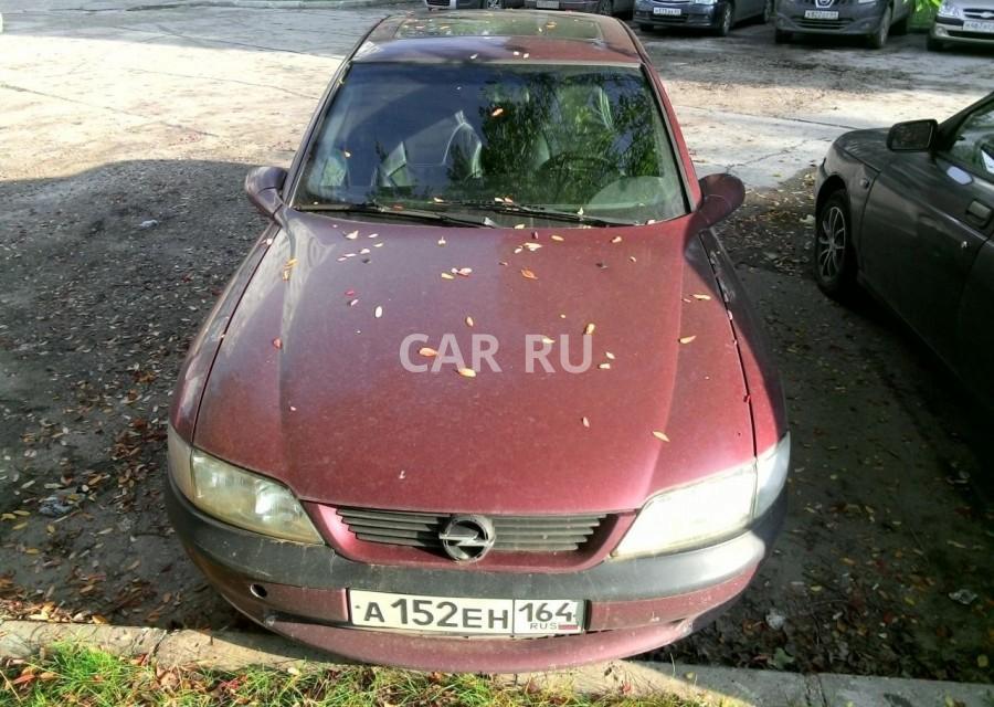 Opel Vectra, Балаково