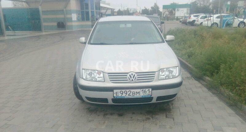 Volkswagen Bora, Азов