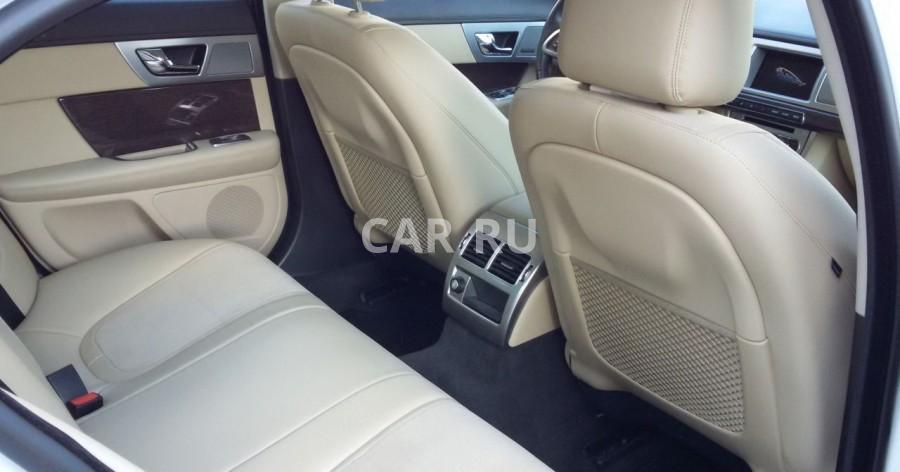 Jaguar XF, Арзамас