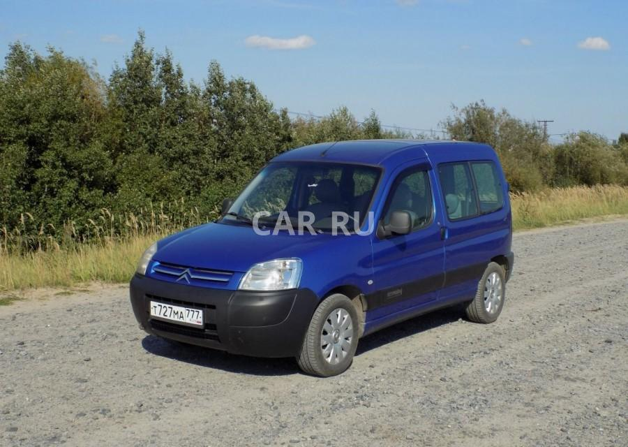 Citroen Berlingo, Архангельск